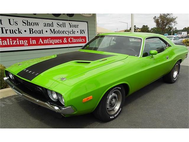 1973 Dodge Challenger | 876073