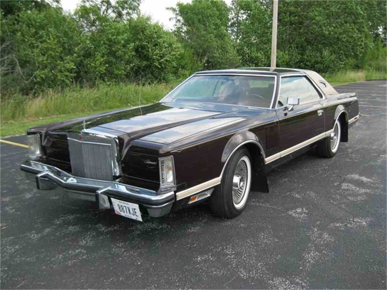 1978 Lincoln Continental Mark V For Sale Classiccars Com Cc 876075