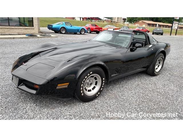 1981 Chevrolet Corvette | 876080