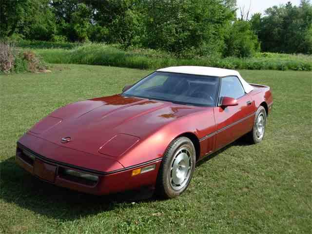 1986 Chevrolet Corvette | 876081