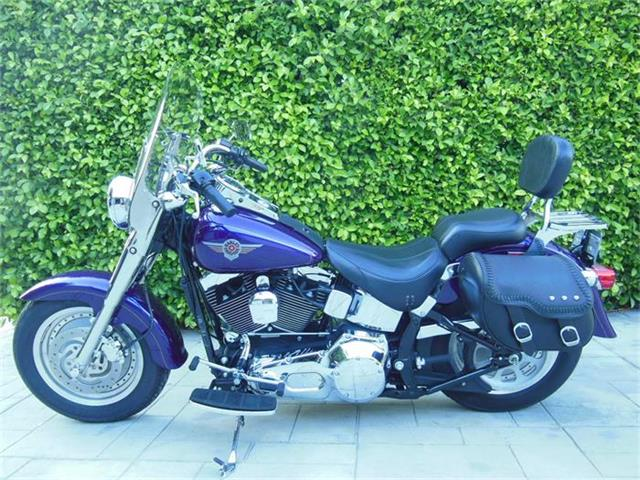 2002 Harley-Davidson Fat Boy | 876089