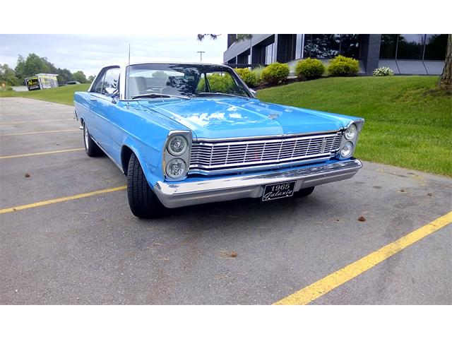 1965 Ford Galaxie 500 | 876091