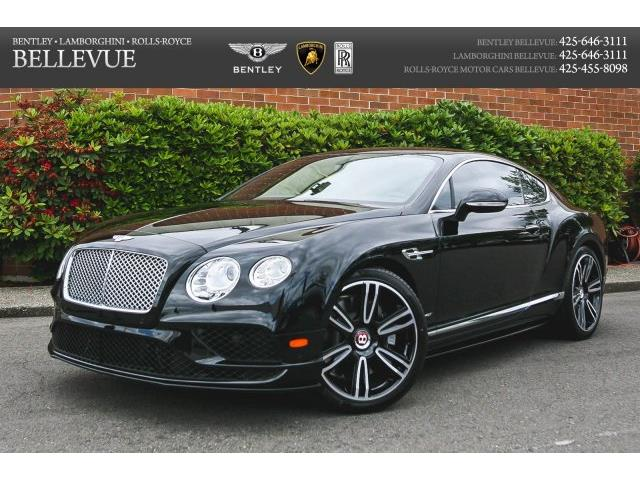 2016 Bentley Continental | 876094