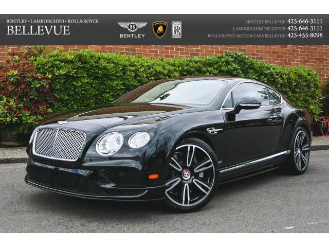 2016 Bentley Continental   876094