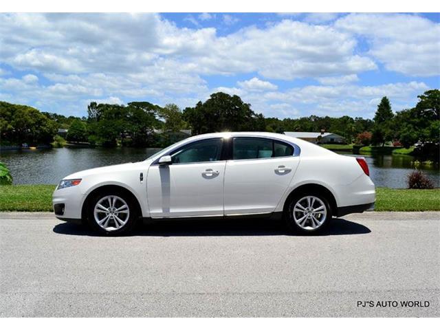 2009 Lincoln 4-Dr Sedan | 876104