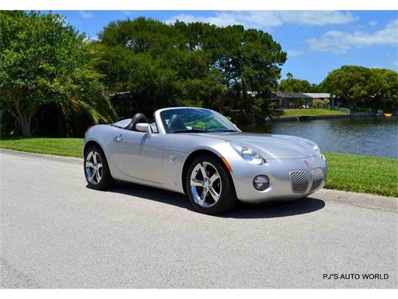 2006 Pontiac Solstice for Sale - CC-876106