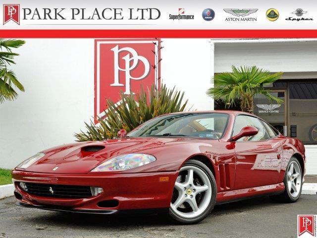 1999 Ferrari 550 Maranello | 876110
