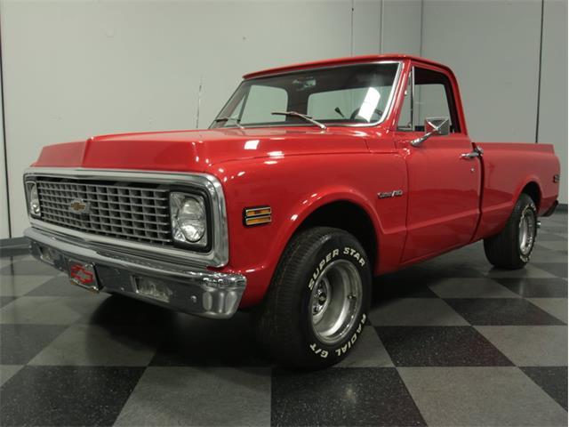 1972 Chevrolet C/K 10 | 876129