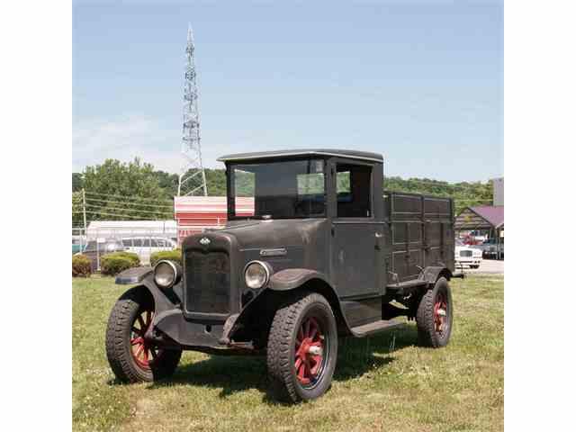 1923 International Model S Pickup Truck | 876130