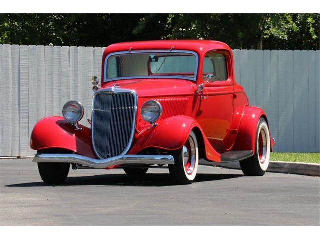 1933 Ford 3-Window Coupe | 876131