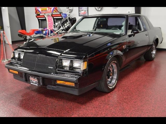 1987 Buick RegalGrand National Turbo | 876172