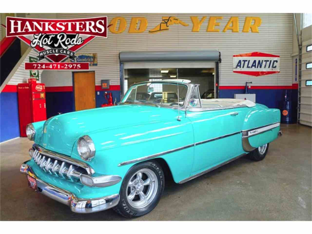 1953 chevrolet bel air 876178