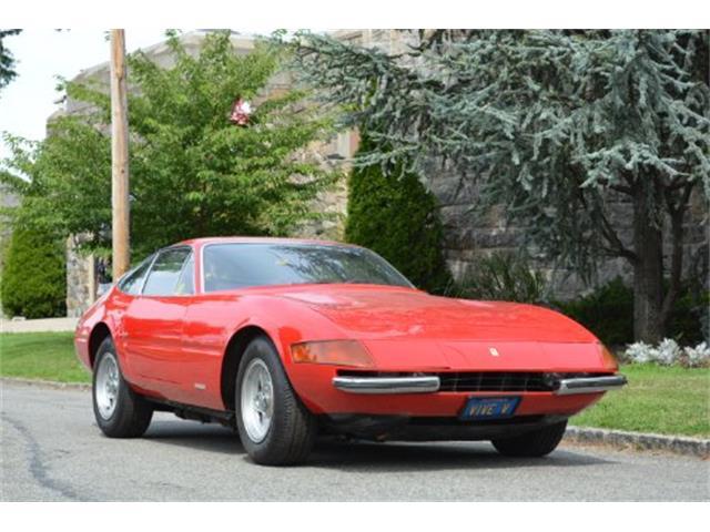 1971 Ferrari 365 GTB/4 Daytona | 876180