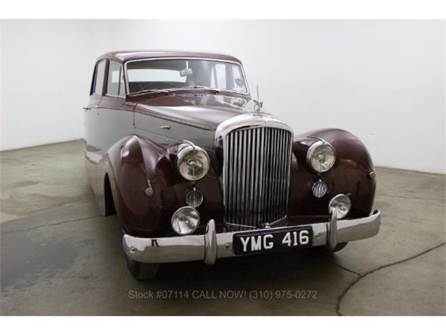 1952 Bentley Saloon | 876192