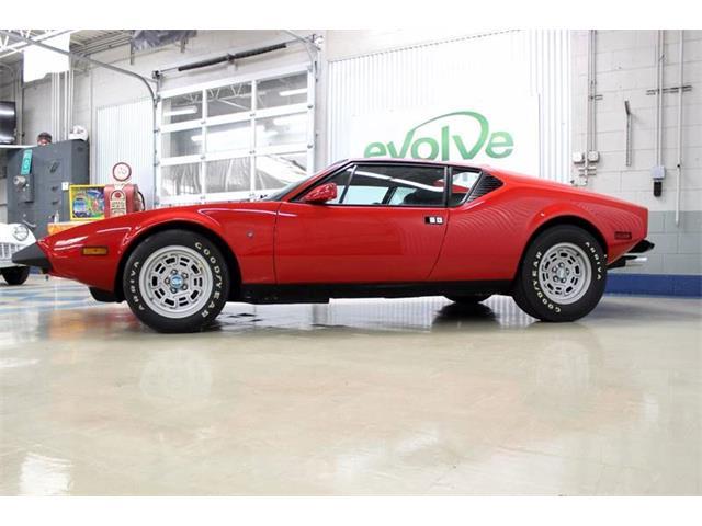 1973 DeTomaso Pantera   876194