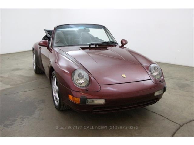 1996 Porsche 993   876200