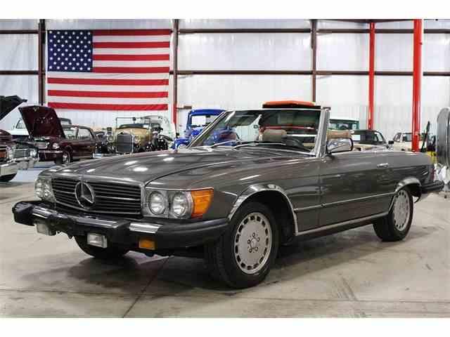1982 Mercedes-Benz 380SL | 876201