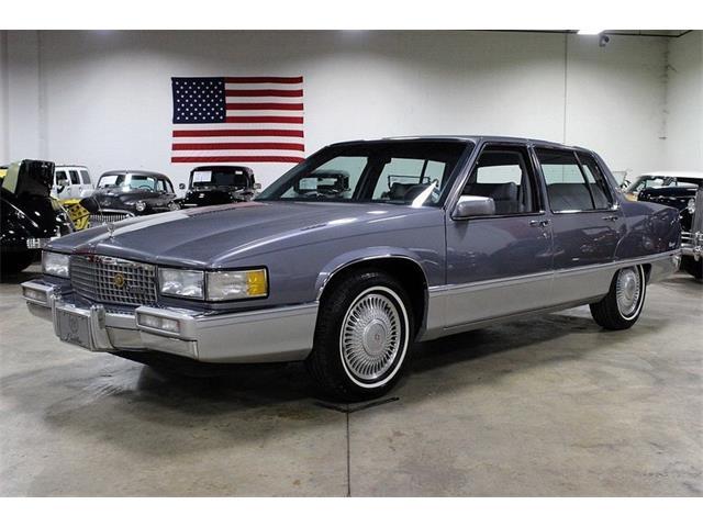 1990 Cadillac Fleetwood | 876207