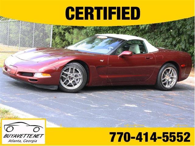 2003 Chevrolet Corvette | 876211