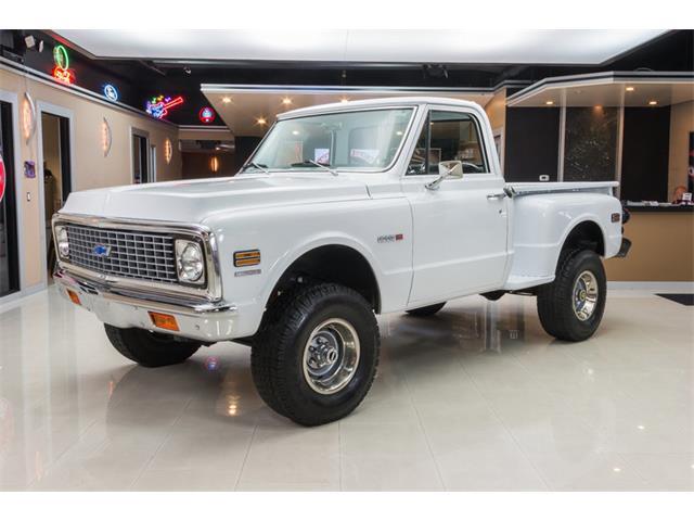 1972 Chevrolet C10 Cheyenne 4x4 Pickup | 876225