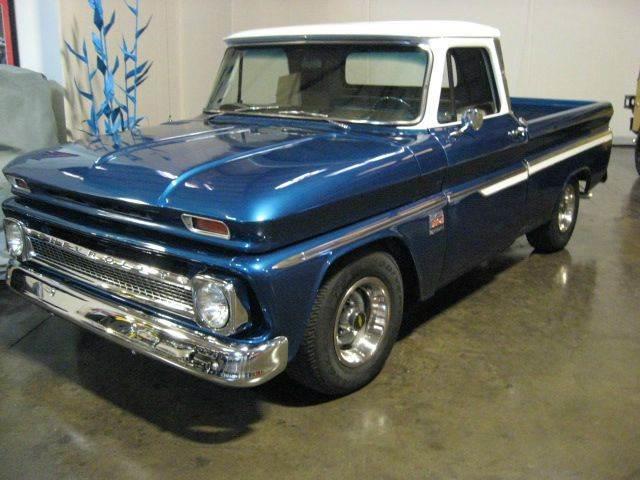 1966 Chevrolet C/K 10   876230
