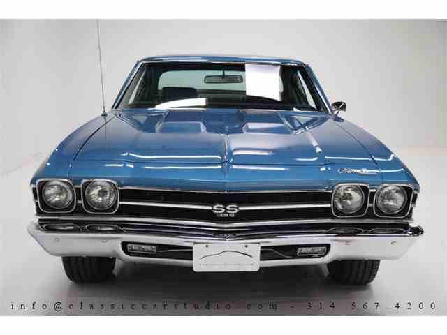 1969 Chevrolet Chevelle | 876235