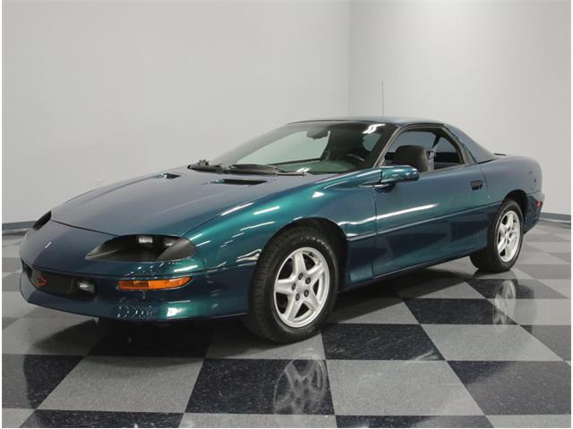 1997 Chevrolet Camaro | 876245