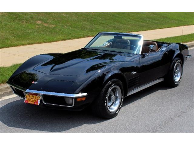 1971 Chevrolet Corvette | 876255