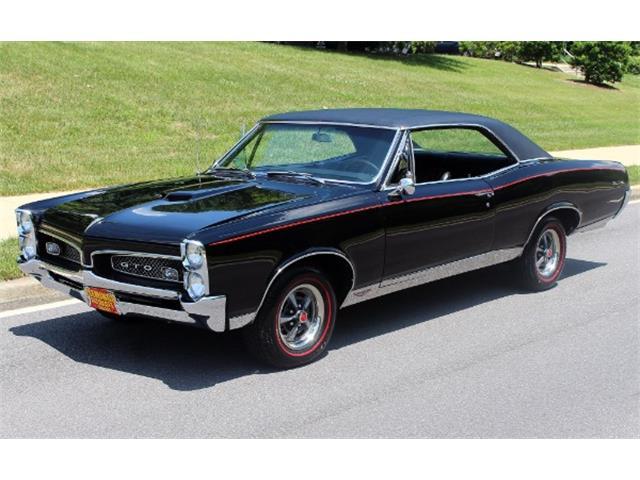 1967 Pontiac GTO | 876256