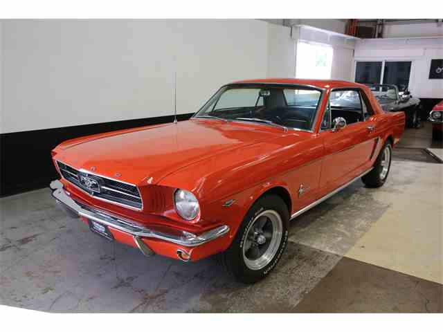 1965 Ford Mustang | 876265