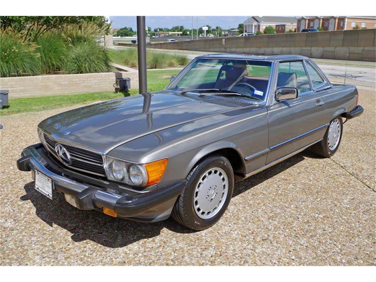 1988 mercedes benz 560 for sale cc 876266 for Mercedes benz for sale in texas
