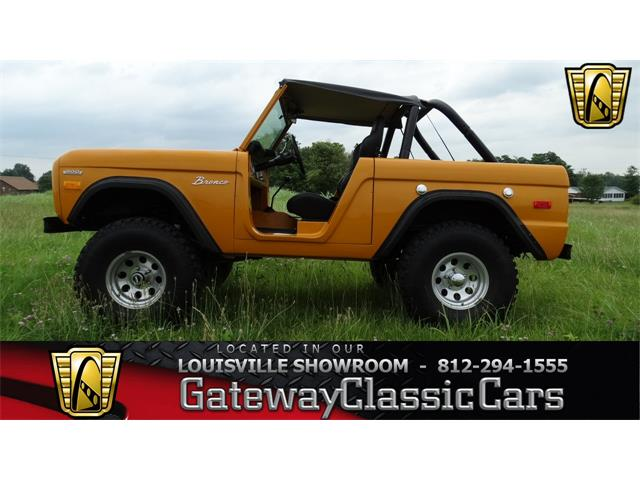 1974 Ford Bronco | 876301