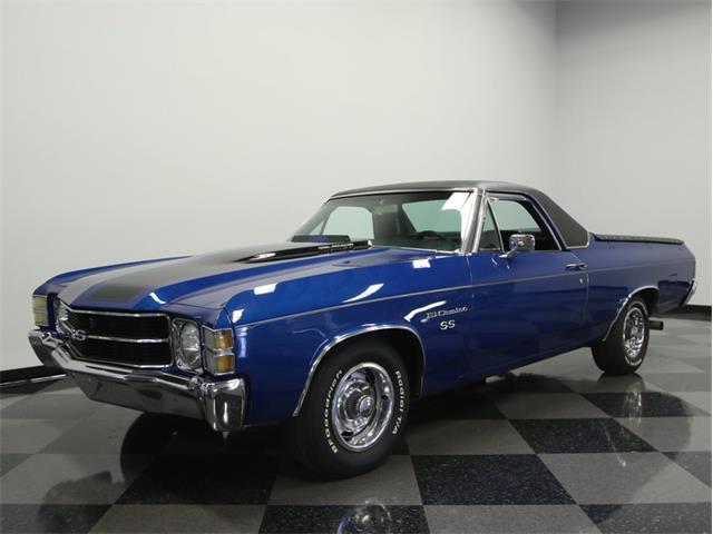 1971 Chevrolet El Camino SS | 876305