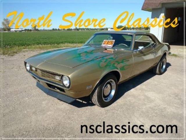 1968 Chevrolet Camaro | 876322