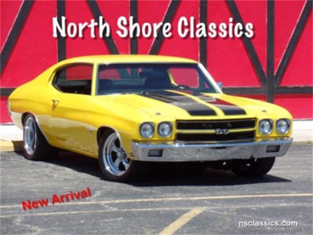 1970 Chevrolet Chevelle | 876325