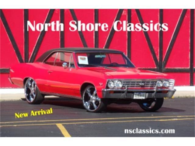 1967 Chevrolet Chevelle | 876325