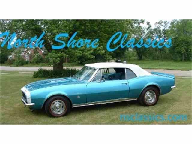 1967 Chevrolet Camaro | 876327