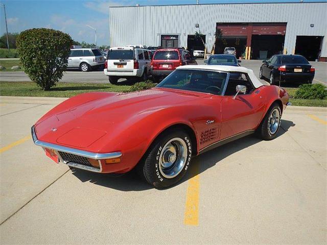 1972 Chevrolet Corvette | 876331