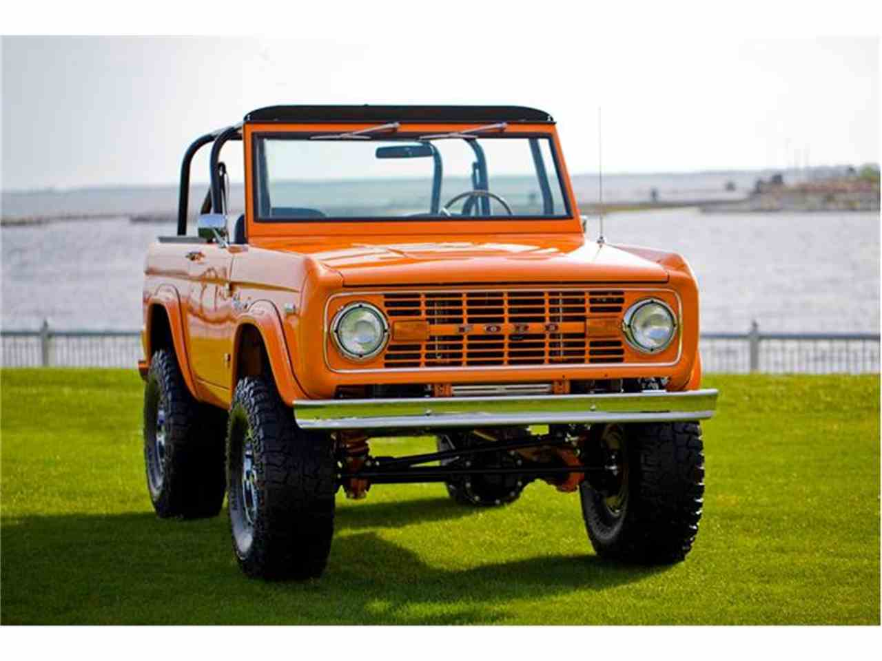 1972 ford bronco for sale cc 876332. Black Bedroom Furniture Sets. Home Design Ideas
