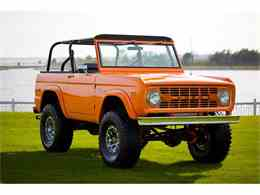 1972 Ford Bronco for Sale - CC-876332