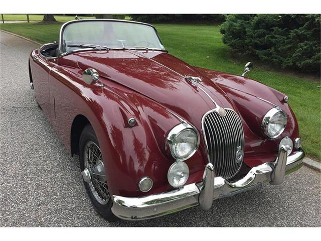 1960 Jaguar XK150 | 876342