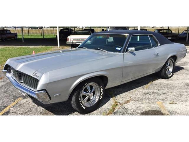1969 Mercury Cougar | 876345