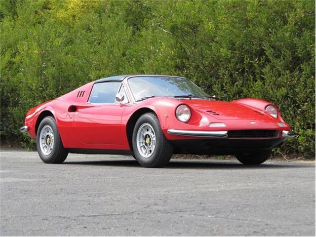 1974 Ferrari Dino 246 GTS | 876347