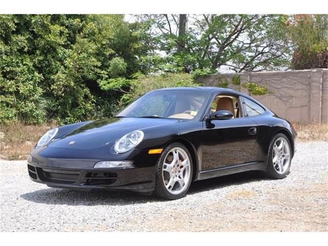 2005 Porsche 997   876355
