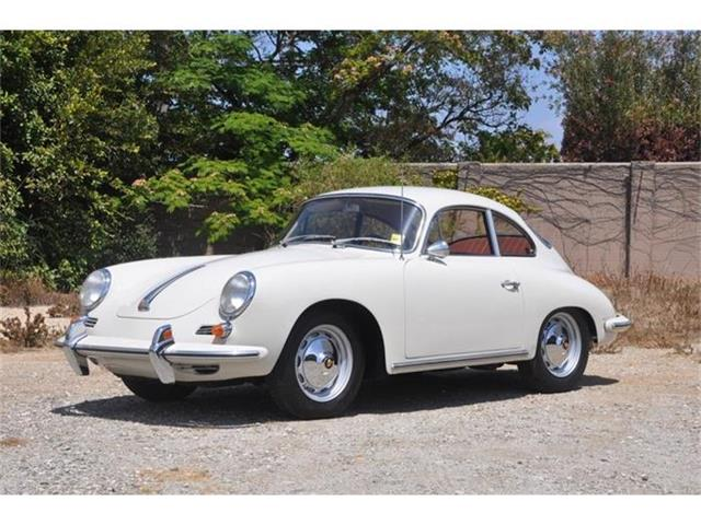 1963 Porsche 356 B Super Coupe | 876356