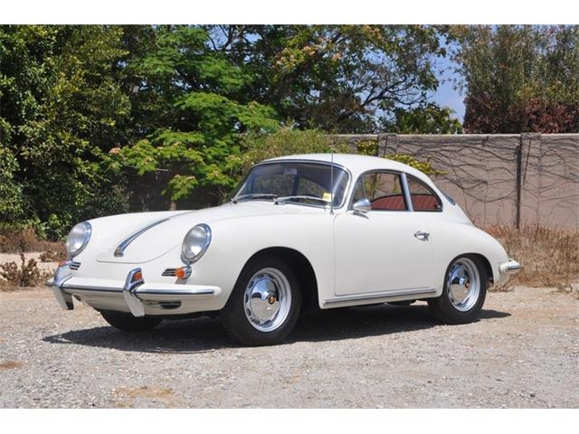 1963 Porsche 356 B Super Coupe | 876356