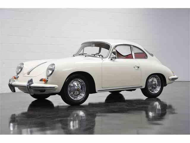 1963 Porsche 356B Super Coupe | 876356