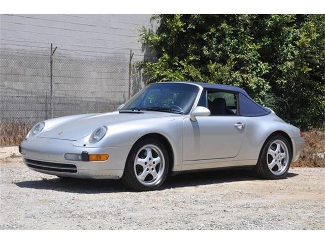 1997 Porsche 993 | 876360