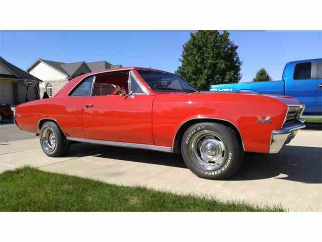 1967 Chevrolet Chevelle | 876367