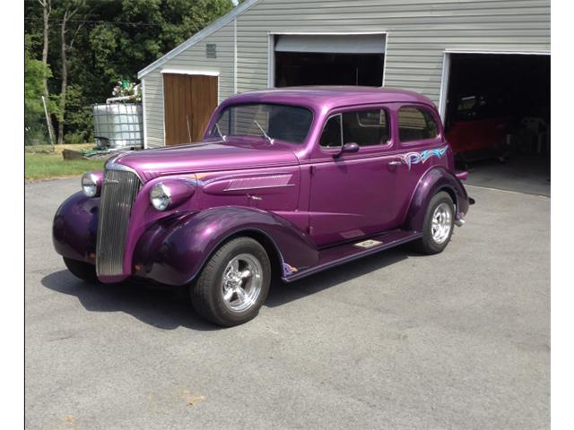 1937 Chevrolet 2-Dr Sedan | 876370